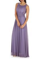 Jacoba - Jane Dress Pale Purple