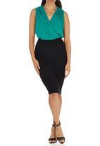 STYLE REPUBLIC - Pencil Skirt Black