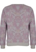 London Hub - Printed Sweatshirt Multi-colour