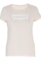 Levi's® - Slim Crew Neck Tee Pale Pink