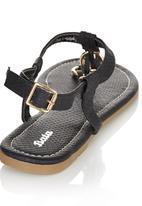 Bata - T-bar Sandals Black