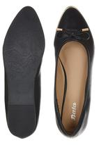 Bata - Bow Detail Pumps Black