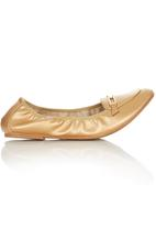 Bata - Back Stretch Pumps Gold