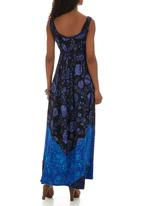 Maya Prass - I am a Believer Maxi Dress Black