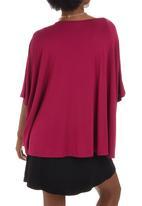 Isabel de Villiers - Colour Combo Dress Black