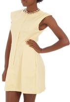 adam&eve; - Lisha Dress Yellow