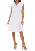 adam&eve; - Nika Dress White