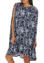 adam&eve; - Jana Dress Animal Print