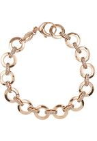 Fossil Jewellery - Charm Bracelet Rose gold