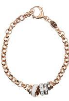Fossil Jewellery - Charm Bracelet Rose gold