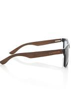 Lundun Eyewear - Lundun Paddingtons Sunglasses Black