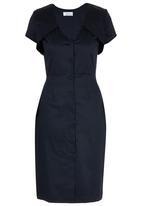 adam&eve; - Margaux Dress Navy