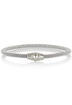 Fossil Jewellery - Twisted Metal Bracelet Silver