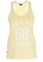 Tokyo Laundry - Bianca Vest Yellow