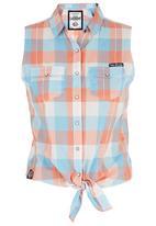 Tokyo Laundry - June Check Shirt Multi-colour