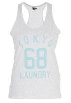 Tokyo Laundry - Bianca Vest Pale Grey