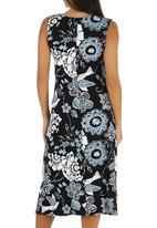 Sway - Linda Dress Sleeveless Black