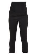 Me-a-mama - Capri Pants Black
