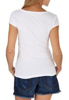 GUESS - Guess Tee White