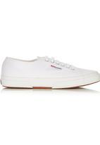 SUPERGA - Basic Canvas Sneakers White