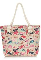 Joy Collectables - Birdy Beach Bag Multi-colour