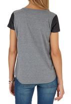 Rip Curl - Rock and Roll T-shirt Grey