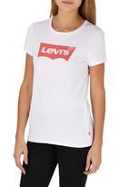 Levi's® - Batwing Print Tee White