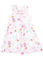 POP CANDY - Printed Dress Multi-colour