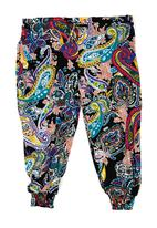 POP CANDY - Challis Pants Multi-colour