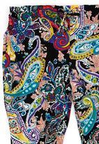 POP CANDY - Challis Pants Multi-colour