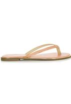 Awol - Basic Slip On Sandals Coral