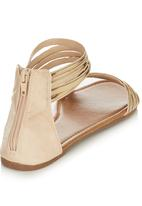 Awol - Ankle Strap Sandals Neutral