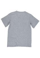 Converse - Stars T-shirt Grey