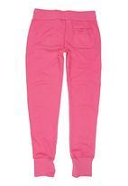 Converse - Track Pants Dark Pink Dark Pink