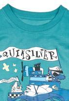 Quiksilver - Quick cap toddlers Mid Green
