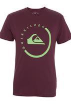 Quiksilver - Everyday T-shirt Dark Purple Dark Purple