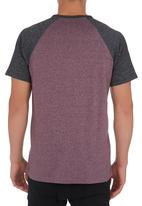 Quiksilver - Tunnel Vision T-shirt Red