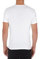 Lee  - Academics T-shirt White