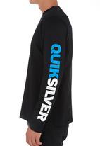 Quiksilver - Mountain Wave T-shirt Black
