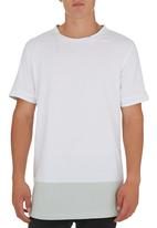 STYLE REPUBLIC - Longer-length T-shirt White