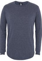 STYLE REPUBLIC - Long-sleeve T-shirt Navy