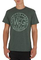Wrangler - Legend T-shirt Green