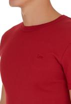 Lee  - Muscle T-shirt Red