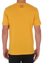Crosshatch - Orlandas T-shirt Yellow