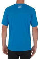 Crosshatch - Orlandas T-shirt Dark Blue Dark Blue