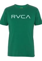 RVCA - RVCA T-shirt Green