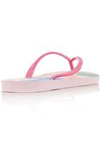 2b4cef240 Havaianas Princess Slip slops Pink (mid pink) Havaianas Shoes ...