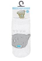 Character Baby - Tiny Tatty Teddy Sleep Socks Grey