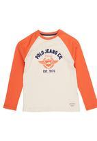 POLO - Kyle Raglan T-shirt Multi-colour