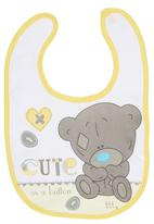 Character Baby - Tiny Tatty Teddy Jersey Bib Multi-colour